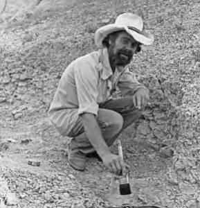 Don Lindsey: paleontologist, mentor, alcoholic