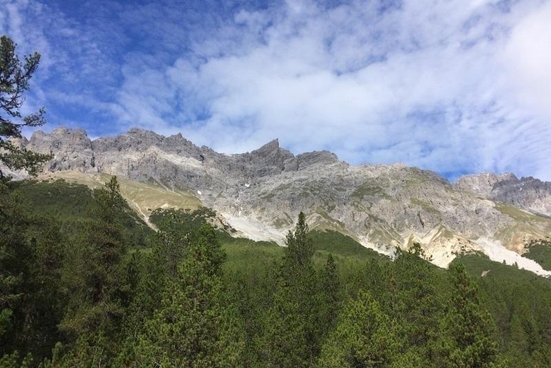 Val Minger, Swiss National Park