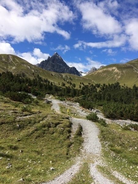 Val Minger trail, Swiss National Park